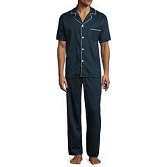 Stafford® Sateen Pajama Set
