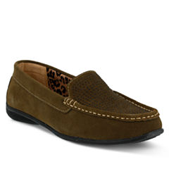 Spring Step Pol Womens Slip-On Shoes