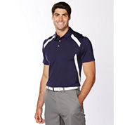 PGA Tour Short Sleeve Motionflux 360 Polo Shirt