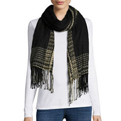 Mixit™ Oblong Scarf with Fringe