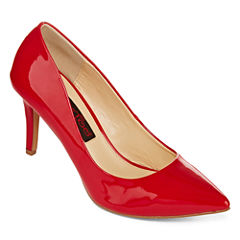 2 Lips Too Zane Pointed Toe Pumps
