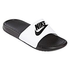 Nike® Benassi JDI Mens Athletic Sandals
