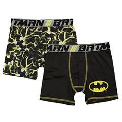 2-pc. Batman Boxer Briefs Big Kid Boys