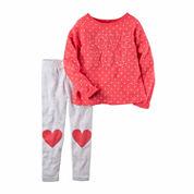Carter'S Boys 2Pc Pant Set -Baby
