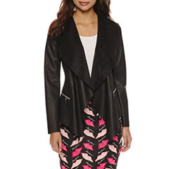 Bisou Bisou Draped Jacket
