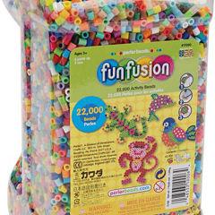 Perler Beads® Fun Fusion™ 22,000 Activity Beads