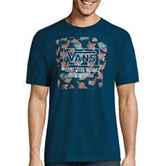 Vans Floral Deck Graphic T-Shirt