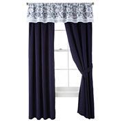 Liz Claiborne® Eden 2-Pack Curtain Panels