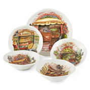 JCPenney Home™ Italian Market 5-pc. Pasta Serving Set