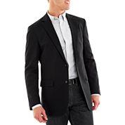 Stafford® Linen-Cotton Sport Coat - Slim Fit