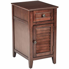 Brooke 1-Drawer End Table