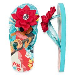 Disney Elena of Avalor Flip-Flops