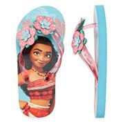 Disney Moana Flip-Flops