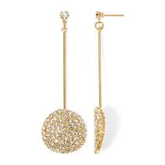 Natasha Crystal Drop Earrings