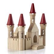 Guidecraft Castle Block Learning Toys Set
