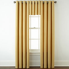 JCPenney Home™ Rory Grommet-Top Window Treatments