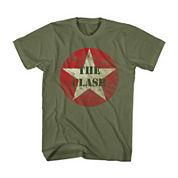 The Clash Star Circle T-Shirt
