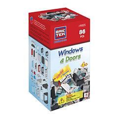 BricTek Doors & Windows Building Set