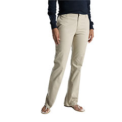 Dickies® Slim-Fit Bootcut Stretch Twill Pants - Short