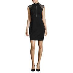 Rebecca B Sleeveless Bodycon Dress