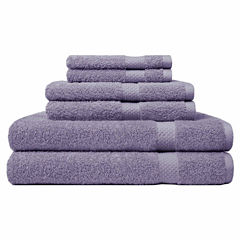 Carefree Comforts™ Ringspun 6-pc. Towel Set