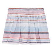 Arizona Smocked Scooter Skirt