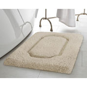 Blossom Premium Plush Racetrack 20x32 2pc. Bath Rug Set