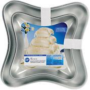 Wilton® Performance 3-pc. Pillow-Shaped Cake Pan Set