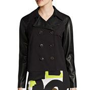 Worthington® Cropped Trench Jacket - Tall