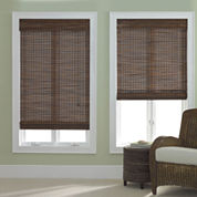 JCPenney Home™ Bamboo Woven Wood Roman Shade