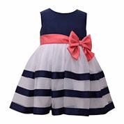 Bonnie Jean Sleeveless A-Line Dress - Baby