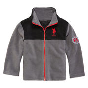 Q4 B POLAR FLEECE JKT