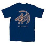 Lion King Symbol Graphic T-Shirt