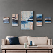 Madison Park Overseas 5-pc. Canvas Art