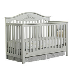 Fisher-Price Mia Misty-Grey Convertible Crib