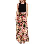 Ronni Nicole Sleeveless Maxi Dress