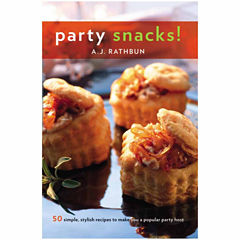 Party Snacks!: 50 Simple, Stylish Recies to Make You a Popular Party Host