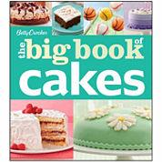 Betty Crocker Big Book of Cakes Cookbook