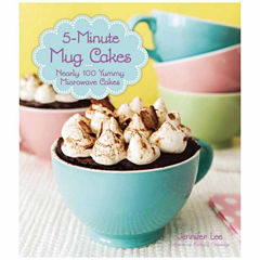 5 Minute Mug Cakes Cookbook