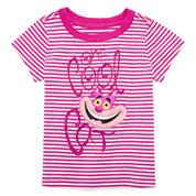 Disney Baby Collection Cheshire Graphic Tee - Baby Girls newborn-24m