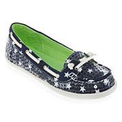 Arizona Betsy Girls Boat Shoes - Little Kids