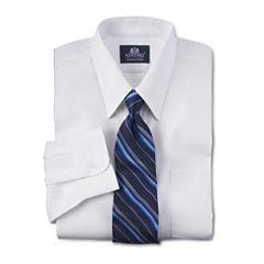 Stafford® Travel Performance Pinpoint Oxford Dress Shirt