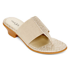 East 5th Oyster Womens Sandal