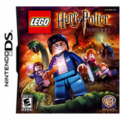 Lego Harry Potter 5-7 Ds Video Game-Nintendo 3DS