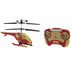 Marvel Iron Man Shaped 2 Ch IR Helicopter