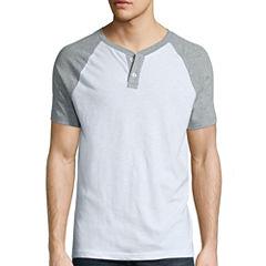 Arizona Short Sleeve Henley Shirt