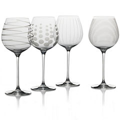 Mikasa® Cheers Set of 4 21-oz. White Wine Glasses