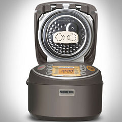 Zojirushi™ 5½-Cup Induction Heating Pressure Rice Cooker and Warmer