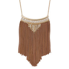 Natasha Fringe Necklace