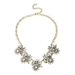 Bleu™ Crystal Cluster Necklace